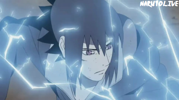 Naruto shippuuden 142 - Саске против Киллер Бии